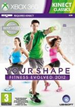 Your Shape 2012 Classics 3 (X360)
