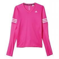 adidas Rsp Ls T W růžová