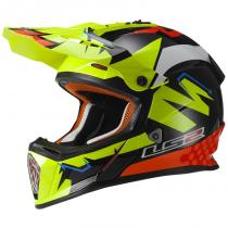 LS2 MX437 Fast Isaac Viñales Replika