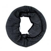 Art of Polo černo-šedá tunelová šála