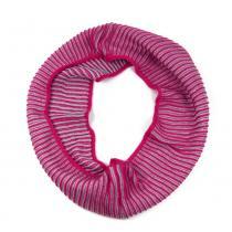 Art of Polo tmavě růžová tunelová šála