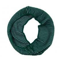 Art of Polo tmavě zelená tunelová šála