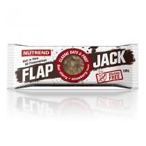 Nutrend FlapJack GLUTEN FREE 100g čokoláda+banán s hořkou čokoládou