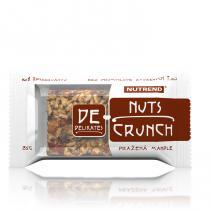 Nutrend 35g DeNuts Crunch pražené mandle