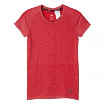 adidas Adistar Wool Primeknit Ss T W červená