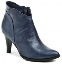 Abil 758 modré dámské zimní boty