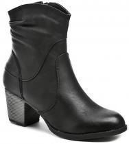 Asylum AT-233-36-28 černé dámské zimní boty