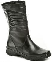 Axel dámská zimní obuv AX4000 černé kozačky