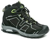 Cortina.be Cruiser 87142 černé kotníčkové zimní boty