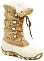 Cortina.be dámská zimní obuv Going béžové sněhule