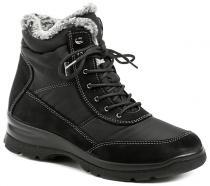 IMAC U1667z61 černá dámská zimní obuv