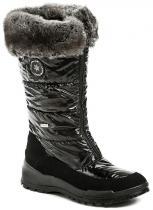 Jacalu 6227.3 černé dámské zimní boty