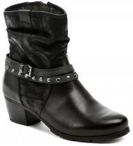 Jana 8-25335-27 černá dámská zimní obuv šíře H