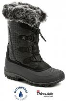 Kamik Momentum Black dámská zimní obuv