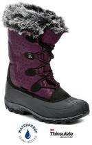 Kamik Momentum Burgundy dámská zimní obuv
