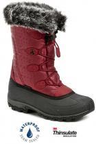 Kamik Momentum Red dámská zimní obuv
