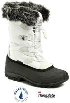 Kamik Momentum White dámská zimní obuv