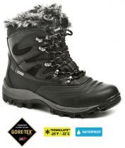 Kamik RevelG černé dámské zimní boty Gore-Tex