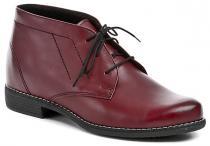 MintakaCZ Mintaka 52960 bordó dámské zimní boty