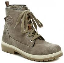 MUSTANG 1207-601-308 béžové zimní boty