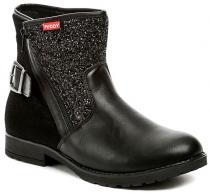 Peddy PX-233-36-02 černé dívčí zimní boty