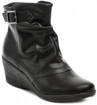 Piccadilly 180144 černé dámské zimní boty