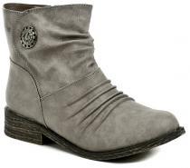Scandi 56-0314-C1 šedé dámské zimní boty