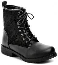 Scandi 56-0554-A1 černé dámské zimní boty