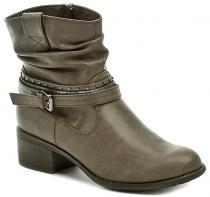 Sprox 295400 khaki dámská zimní obuv