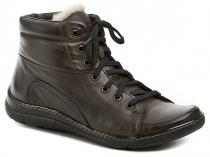 Wasak W133 hnědé dámské zimní boty
