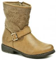 Magnus 56-0271-B1 béžové dámské kotníčkové boty