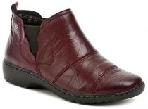Reflexan 80410-17 bordó dámské boty