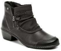 Reflexan 30820 černé dámské boty
