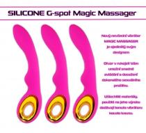 OEM SILICONE G-spot Magic Massager