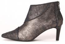 Högl kotníčková obuv šedá