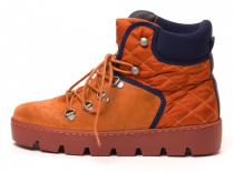 Napapijri kotníčková obuv Jenny oranžová