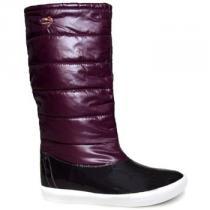 Burnetie Space Boots Fialová - dámské