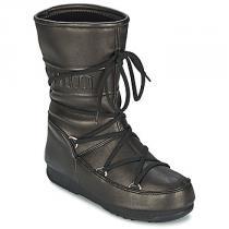 Moon Boot WE CAVIAR LT Hnědá - dámské