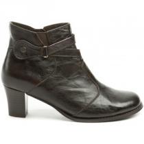 Abil kotníkové boty Wawel AB916 Hnědá - dámské