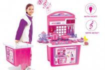 G21 Dětská kuchyňka v kufru