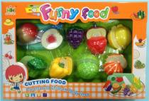 Mac Toys potravin na suchý zip