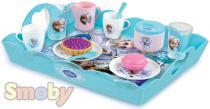 Smoby Dětský čajový servis s tácem a doplňky FROZEN (Ledové Království)