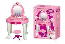 G21 Dětský kosmetický stolek s fénem