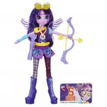Hasbro My Little Pony eg shadowbolts sportovní panenky aSuper Soake