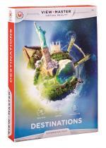Mattel View-master zážitkový balíček: zajímavá místa