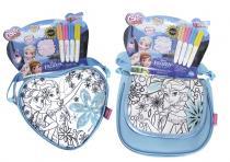 All4toys Color me mine mini kabelka Ledové království