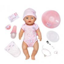 Zapf Interaktivní baby born s kouzelným nočníkem