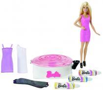 Mattel Barbie spirálové návrhářství