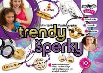 Multitoys Šperky pro dívky Trendy