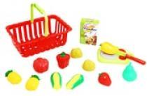 Rappa Košík s potravinami krájecími